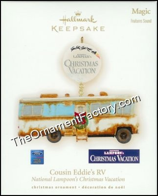 2009 Cousin Eddies RV, Christmas Vacation, HARD TO FIND, Magic