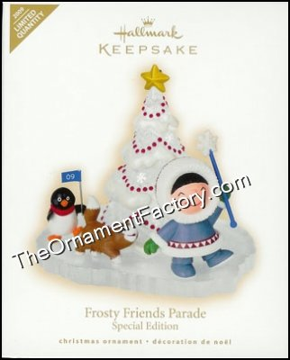 2009 Frosty Friends Parade, LIMITED QUANTITY