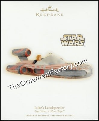 2009 Luke's Landspeeder, Star Wars