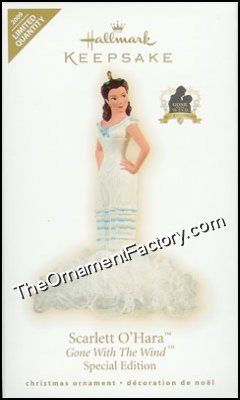 2009 Scarlett O'?Hara, Gone With The Wind, LIMITED QUANTITY - RARE