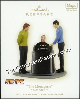 2009 The Menagerie, Star Trek
