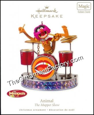 2010 Animal, The Muppet Show, Magic - RARE