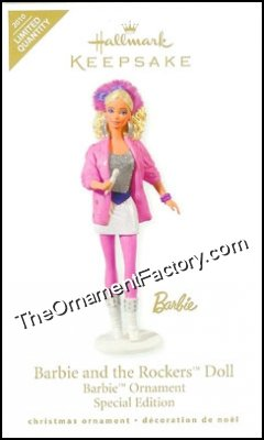 2010 Barbie and the Rockers, LIMITED QUANTITY