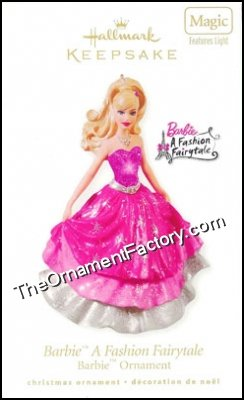 2010 Barbie A Fashion Fairytale, Magic