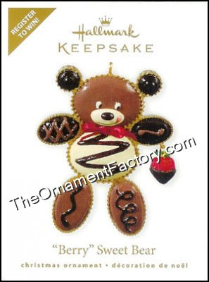 2010 Berry Sweet Bear - VERY RARE