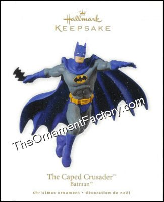 2010 Caped Crusader, Batman