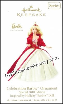 2010 Celebration Barbie #11