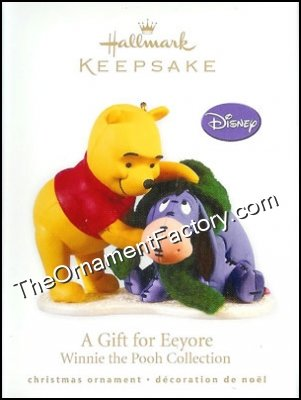 2010 Gift For Eeyore, Winnie the Pooh