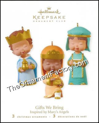 2010 Gifts We Bring, Club Ornament