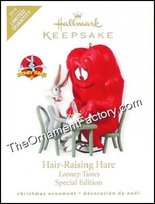2010 Hair Raising Hare, Looney Tunes, LIMITED QUANTITY