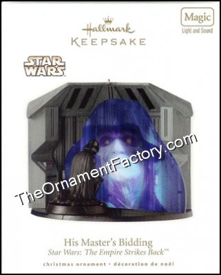 2010 His Master's Bidding, Star Wars DB