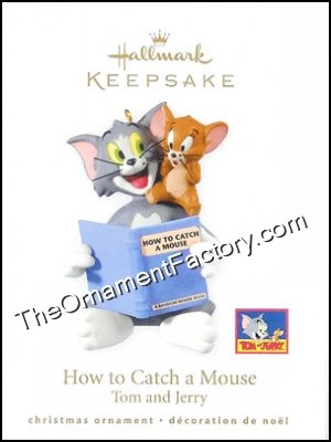 2010 How To Catch A Mouse, Tom and Jerry