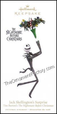 2010 Jack Skellington's Surprise