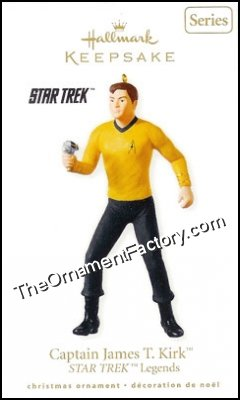 2010 Captain James T. Kirk, Star Trek Legends #1
