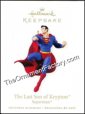 2010 Last Son of Krypton, Superman DB