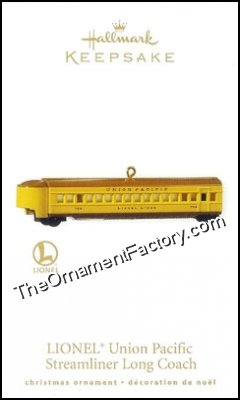 2010 Lionel Union Pacific Streamliner Long Coach