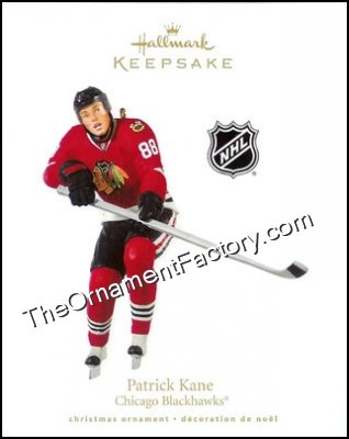 2010 Patrick Kane, Chicago Blackhawks, Hockey Greats