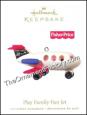 2010 Play Family Fun Jet, Fisher Price