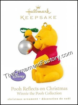 2010 Pooh Reflects On Christmas