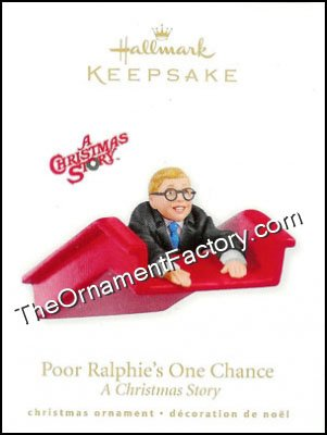 2010 Poor Ralphie's One Chance, A Christmas Story