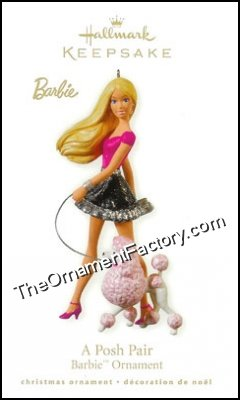 2010 Posh Pair, Barbie