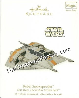2010 Rebel Snowspeeder, Star Wars DB