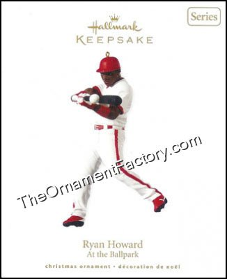2010 Ryan Howard, At the Ballpark #15