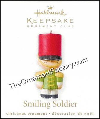 2010 Smiling Soldier, Miniature