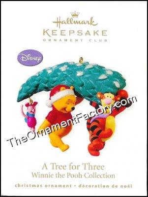 2010 A Tree for Three, Club Ornament