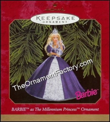 1999 Millennium Princess Barbie - SDB