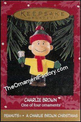 1995 Charlie Brown, A Charlie Brown Christmas, PEANUTS