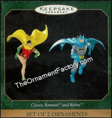 1999 Classic Batman and Robin, Miniature