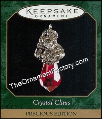 1999 Crystal Claus, Miniature DB