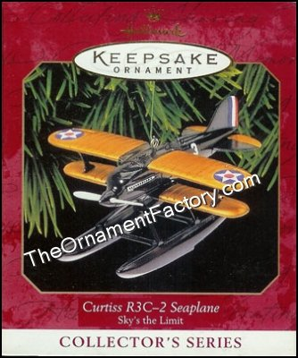 1999 Curtiss R3C-2 Seaplane, Skys the Limit #3 - DB