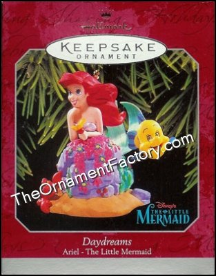 1998 Daydreams Ariel, Disneys The Little Mermaid