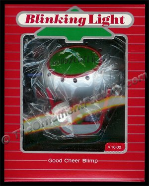 1987 Good Cheer Blimp, Magic
