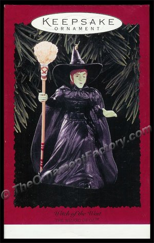 1996 Witch of the West, The Wizard of Oz