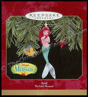 1997 Ariel, Disney's The Little Mermaid - DB