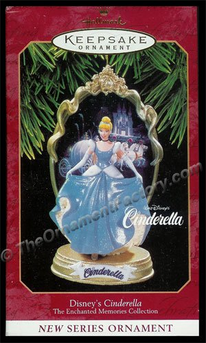 1997 Disney's Cinderella, The Enchanted Memories