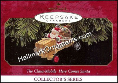 1997 Claus-Mobile, Here Comes Santa #19
