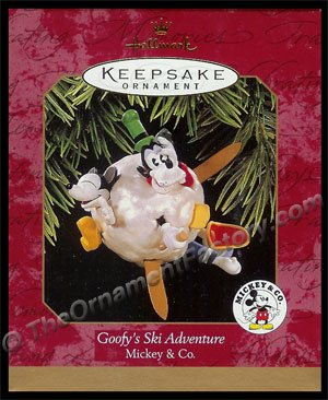 1997 Goofy's Ski Adventure, Disney
