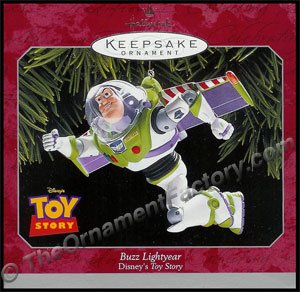 1998 Buzz Lightyear, Disneys Toy Story