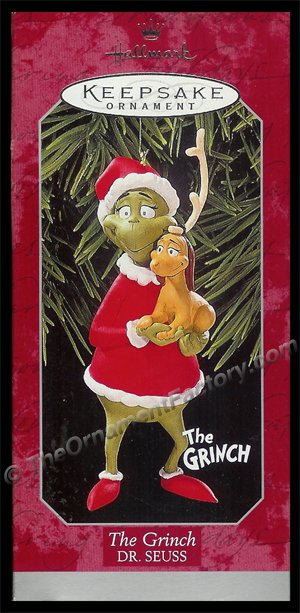 1998 The Grinch, Dr. Seuss