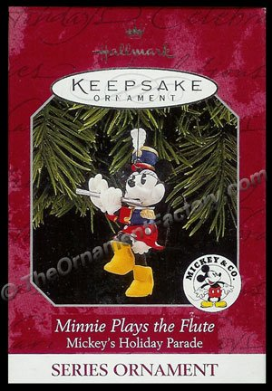 1998 Minnie Plays the Flute, Disney