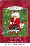 2000 Christmas Holly, Madame Alexander #5