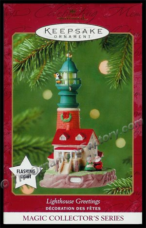 2001 Lighthouse Greetings #5