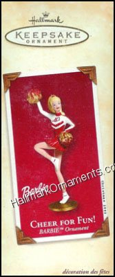 2002 Cheer for Fun, Barbie