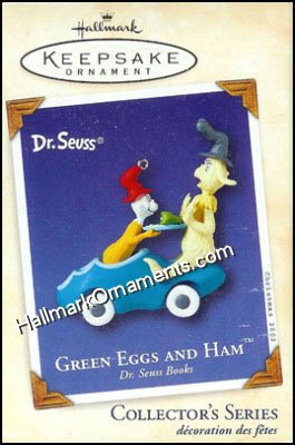 2002 Green Eggs and Ham, Dr Seuss #4