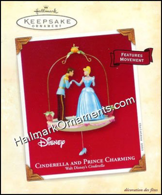 2003 Cinderella and Prince Charming, Disney