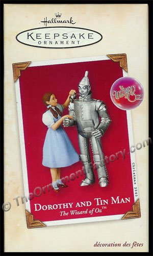 2003 Dorothy and Tin Man, The Wizard of Oz